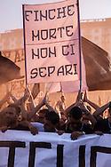 """protestato nei pressi dello stadio Renzo Barbera contro la gestione del presidente Maurizio Zamparini.  I supporter della Curva Nord Inferiore e del tifo organizzato hanno scandito slogan contro  Zamparini, contestando soprattutto una campagna acquisti considerata """"deludente""""."""