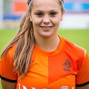 NLD/Velsen/20130701 - Selectie Nederlands Dames voetbal Elftal, Lieke Martens