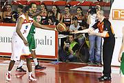DESCRIZIONE : Roma Lega A 2012-13 Acea Roma Montepaschi Siena <br /> GIOCATORE : Gani Lawal<br /> CATEGORIA : fair play curiosita<br /> SQUADRA : Acea Roma<br /> EVENTO : Campionato Lega A 2012-2013 <br /> GARA : Acea Roma Montepaschi Siena <br /> DATA : 12/11/2012<br /> SPORT : Pallacanestro <br /> AUTORE : Agenzia Ciamillo-Castoria/M.Simoni<br /> Galleria : Lega Basket A 2012-2013  <br /> Fotonotizia :  Roma Lega A 2012-13 Acea Roma Montepaschi Siena <br /> Predefinita :