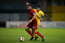 Bojan Jokic of FC Ufa during 2nd Leg football match between NK Domzale and FC Ufa in 2nd Qualifying Round of UEFA Europa League 2018/19, on August 2, 2018 in Sports Park Domzale, Domzale, Slovenia. Photo by Urban Urbanc / Sportida