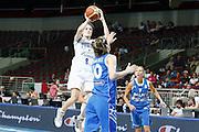 DESCRIZIONE : Riga Latvia Lettonia Eurobasket Women 2009 final 5th-6th Place Italia Grecia Italy Greece<br /> GIOCATORE : Simona Ballardini<br /> SQUADRA : Italia Italy<br /> EVENTO : Eurobasket Women 2009 Campionati Europei Donne 2009 <br /> GARA : Italia Grecia Italy Greece<br /> DATA : 20/06/2009 <br /> CATEGORIA : tiro<br /> SPORT : Pallacanestro <br /> AUTORE : Agenzia Ciamillo-Castoria/E.Castoria<br /> Galleria : Eurobasket Women 2009 <br /> Fotonotizia : Riga Latvia Lettonia Eurobasket Women 2009 final 5th-6th Place Italia Grecia Italy Greece<br /> Predefinita :