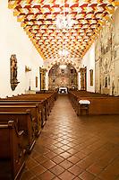 Mission Dolores (San Francisco de Asis) Chapel, San Francisco, California
