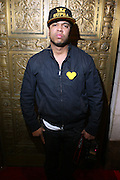 Famed Photographer Johnny Nunez at The 2009 Fall Baby Phat Fashion Show held at Gotham Hall on February 17, 2009 in New York City.
