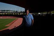 24.04.2014; Zuerich; Fussball Super League - Portrait  David Da Costa; Portrait  David Da Costa (Valeriano Di Domenico/freshfocus)