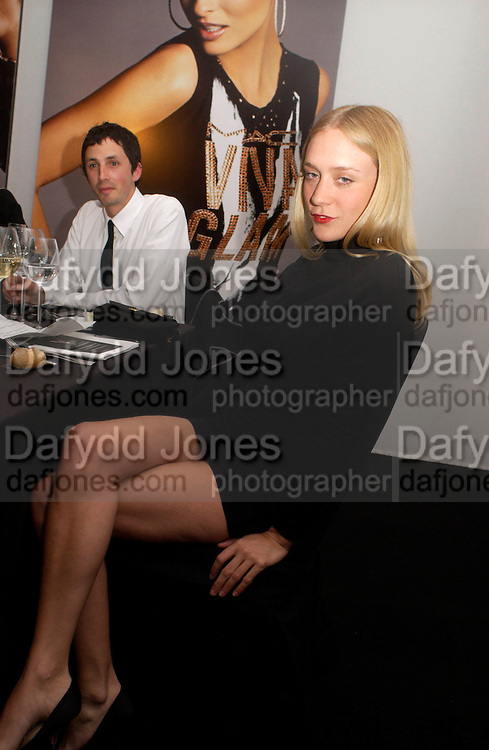 Chloe Sevigny, M.A.C. Viva glam V lipstick launch dinner, profits go to the MAC Aids fund,   Hempel Garden. ONE TIME USE ONLY - DO NOT ARCHIVE  © Copyright Photograph by Dafydd Jones 66 Stockwell Park Rd. London SW9 0DA Tel 020 7733 0108 www.dafjones.com