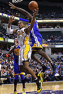 NBA - Indiana Pacers vs Golden State Warriors - Indianapolis, IN