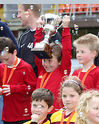 We won the cup - Dundee United J-League Finals at Tannadice. .© David Young - www.davidyoungphoto.co.uk - email: davidyoungphoto@gmail.com
