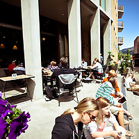 Doppio Coffee+Lounge, Hood River, Oregon