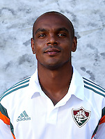 "Brazilian Football League Serie A / <br /> ( Fluminense Football Club ) - <br /> Carlos Henrique dos Santos Souza "" Henrique """
