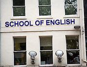School of English, London, England