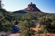 Bell Rock Vista roadside area, AZ Highway 179 at lower right, near Sedona, Arizona..Subject photograph(s) are copyright Edward McCain. All rights are reserved except those specifically granted by Edward McCain in writing prior to publication...McCain Photography.211 S 4th Avenue.Tucson, AZ 85701-2103.(520) 623-1998.mobile: (520) 990-0999.fax: (520) 623-1190.http://www.mccainphoto.com.edward@mccainphoto.com