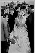 Arriving for the Oscar Ceremony. Dorothy Chandler Pavilion  Los Angeles. March 1990.<br /><br />© Copyright Photograph by Dafydd Jones<br />66 Stockwell Park Rd. London SW9 0DA<br />Tel 0171 733 0108<br />Film.90219/34