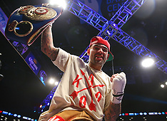 January 30, 2014: Luis Collazo vs Victor Ortiz