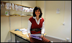 Claire Perry Conservative Member of Parliament for Devizes in her Constituency office, Friday February 17, 2012. Photo By Andrew Parsons/ i-Images<br /> File Photo - Claire Perry says politicians have 'out of touch sense of entitlement' .<br /> David Cameron's advisor on child abuse has lashed out at the Westminster 'chumocracy' that has protected itself from allegations of paedophilia. Photo filed Friday 11 July 2014.