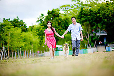 Khao Yai & Bangkok Pre Wedding Photography