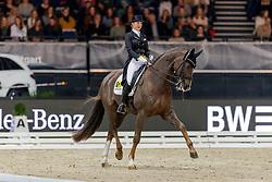 Oatley Kristy, AUS, Du Soleil<br /> Stuttgart - German Masters 2019<br /> © Hippo Foto - Stefan Lafrentz
