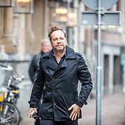 NLD/Amsterdam//20170309 - Herdenkingsdienst Guus Verstraete, Carlo Boszhard