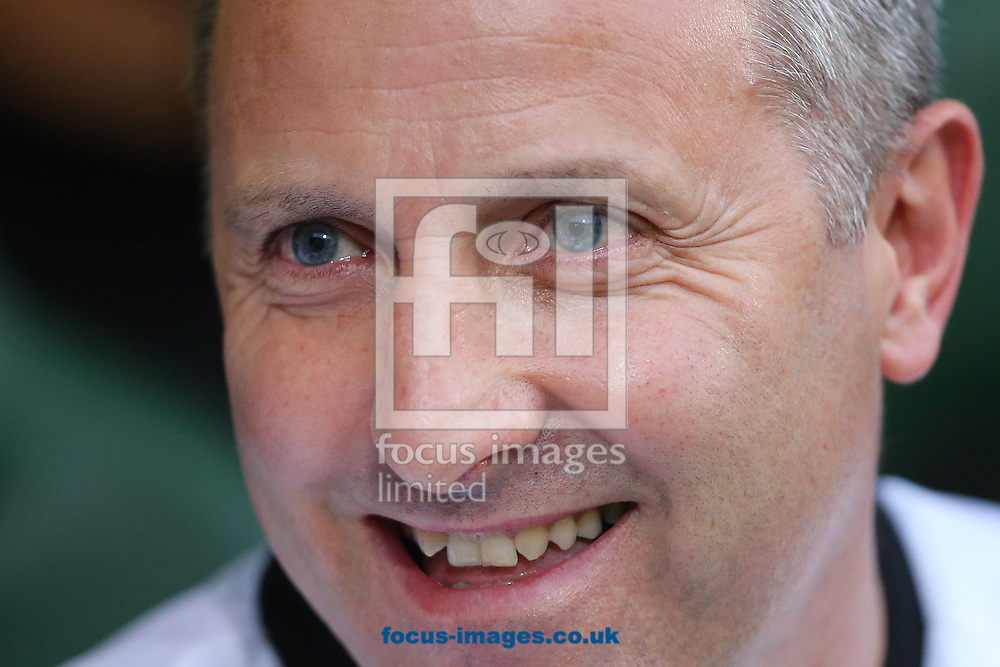 Manager of Norwich City, Neil Adams during the pre season friendly match at Carrow Road, Norwich<br /> Picture by Richard Calver/Focus Images Ltd +447792 981244<br /> 28/07/2014