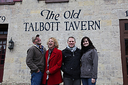 Day after Christmas with the Lees, Monday, Dec. 26, 2011 at Lee Lodge in Bardstown.