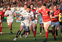 RUGBY - CHAMPIONS CUP - 2017<br /> habana (bryan)<br /> farrell (owen)
