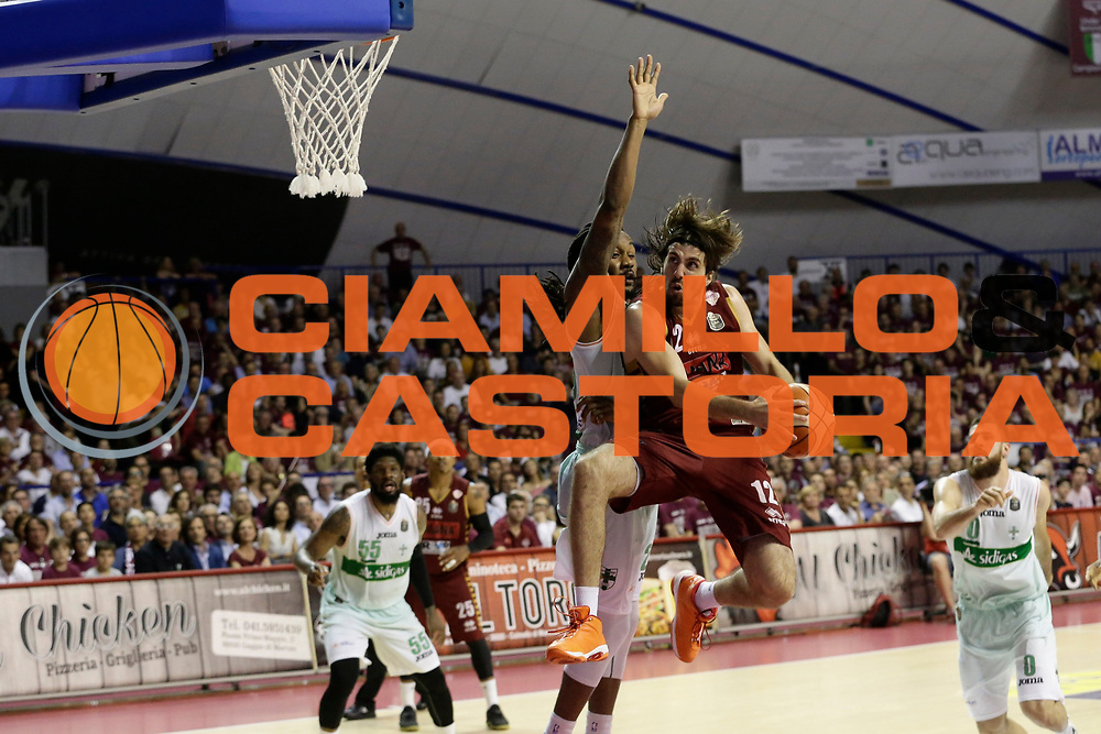 Ariel Filloy<br /> Umana Reyer Venezia - Sidigas Scandone Avellino<br /> Lega Basket Serie A 2016/17 Semifinali Gara 01<br /> Venezia, 26/05/2017<br /> Foto Ciamillo-Castoria / M. Brondi