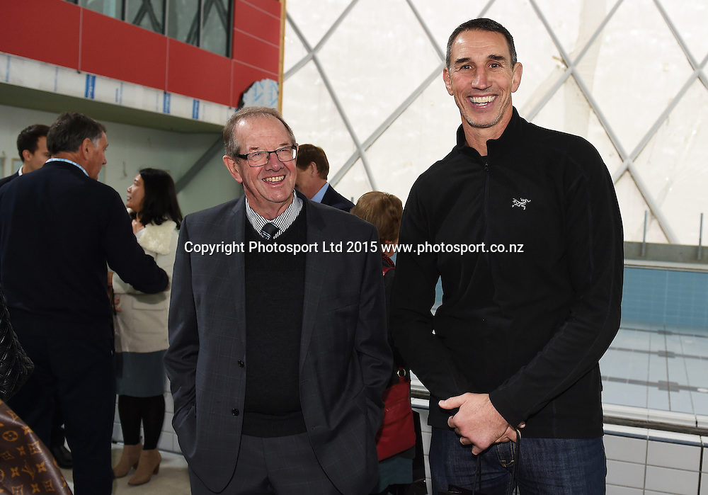 Sir Owen Glenn National Aquatic Centre Opening, 27 May 2015