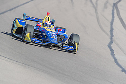 February 9, 2018 - Avondale, Arizona, United States of America - February 09, 2018 - Avondale, Arizona, USA: Alexander Rossi (27) takes his IndyCar Verizon car through the turns during the Prix View at ISM Raceway in Avondale, Arizona. (Credit Image: © Walter G Arce Sr Asp Inc/ASP via ZUMA Wire)