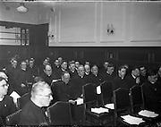 26/10/1960<br /> 10/26/1960<br /> 26 October 1960<br /> Meeting of Cumann na Sagart at the Ormond Hotel, Dublin.