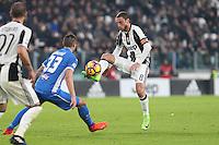 25.02.2017 - Torino - Serie A 2016/17 - 26a giornata  -  Juventus-Empoli nella  foto: Claudio Marchisio