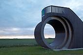 Ökö Energierad Aussichtsplattform Strem bei Güssing