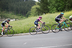 Nikola Noskova (CZE) of BePink Cycling Team rides mid-pack during Stage 3 of the Emakumeen Bira - a 77.6 km road race, starting and finishing in Antzuola on May 19, 2017, in Basque Country, Spain. (Photo by Balint Hamvas/Velofocus)
