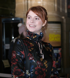 The Scottish Premiere of Wild Rose<br /> <br /> Pictured: Jessie Buckley<br /> <br /> (c) Aimee Todd | Edinburgh Elite media