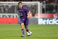 "Stevan Jovetic Fiorentina<br /> Firenze 25/09/2012 Stadio ""Franchi""<br /> Football Calcio Serie A 2012/13<br /> Fiorentina v Juventus<br /> Foto Insidefoto Paolo Nucci"