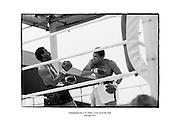 "Muhammad Ali versus Al ""Blue"" Lewis at Croke Park, Dublin.<br /> <br /> 19/07/1972<br /> <br /> 19th July 1972"