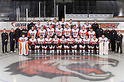 RIT Women's Hockey team pictures in Rochester on Tuesday, August 23, 2016.