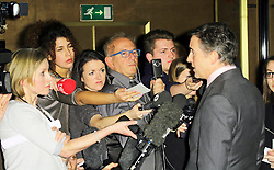© Licensed to London News Pictures. 02/02/2014, UK. Steve Coogan, London Critics Circle Film Awards, May Fair Hotel, London UK, 02 February 2014. Photo credit : Richard Goldschmidt/Piqtured/LNP
