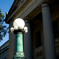 The light in front of the dedham registry of deeds