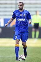 Giorgio Chiellini<br /> Parma 11-04-2015 Stadio Tardini, Football Calcio Serie A Parma - Juventus Foto Image Sport / Insidefoto