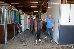 Moerings Geert, Bas, Eline, Jesther<br /> Stal Moerings - Roosendaal 2018<br /> © Hippo Foto - Dirk Caremans<br /> 15/10/2018