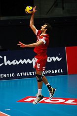 20121023 BEL: Champions League Noliko Maaseik - Cai Teruel, Maaseik