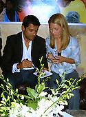 Kelly Ripa & Mark Consuelos Anniversary 05/01/2004