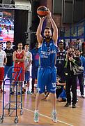 DESCRIZIONE : Mantova LNP 2014-15 All Star Game 2015 - Gara tiro da tre<br /> GIOCATORE : Klaudio Ndoja<br /> CATEGORIA : tiro three points<br /> EVENTO : All Star Game LNP 2015<br /> GARA : All Star Game LNP 2015<br /> DATA : 06/01/2015<br /> SPORT : Pallacanestro <br /> AUTORE : Agenzia Ciamillo-Castoria/R.Morgano<br /> Galleria : LNP 2014-2015 <br /> Fotonotizia : Mantova LNP 2014-15 All Star game 2015