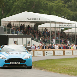 Goodwood Festival of Speed, Day 2, ......(c) SAM TODD | SportPix.org.uk