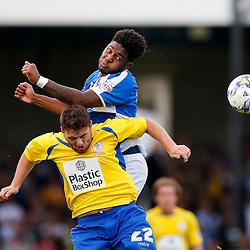 Bristol Rovers v Accrington Stanley