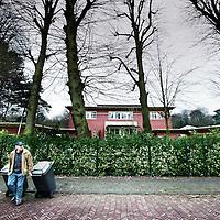 Nederland,Heemstede ,17 januari 2008..De villa van vastgoedhandelaar Jan  V. aan Kadijk 28.