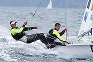2014  ISAf SWC |470 men | day 1