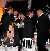 **EXCLUSIVE**.George Belesis, John Buffalo Mailer, Josh Brolin, Frank Langella, guest and Diane Lane..Wall Street: Money Never Sleeps Premiere Post Party - Inside..Cannes Film Festival..Villa in La Californie..Cannes, France..Friday, May 14, 2010..Photo ByCelebrityVibe.com.To license this image please call (212) 410 5354; or Email:CelebrityVibe@gmail.com ;.website: www.CelebrityVibe.com.