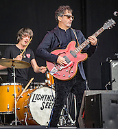 09-07-2016<br /> T in the Park 2016 - Sunday<br />  <br /> The Lightning Seeds on the main stage - Ian Broudie <br /> <br /> Pic:Andy Barr<br /> <br /> www.andybarr.com<br /> <br /> Copyright Andrew Barr Photography.<br /> No reuse without permission.<br /> andybarr@mac.com<br /> +44 7974923919