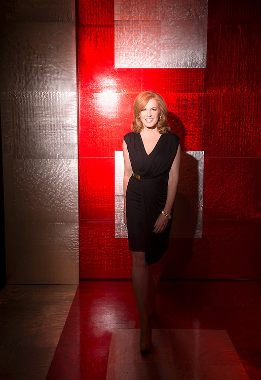 Liz Claman, Fox News Anchor