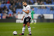 Bolton Wanderers Filipe Morais (22) during the EFL Sky Bet League 1 match between Bolton Wanderers and Northampton Town at the Macron Stadium, Bolton, England on 18 March 2017. Photo by Craig Galloway.